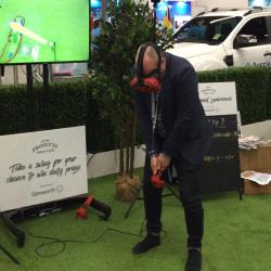 Closest to the Pin VR Golf Simulator Hire