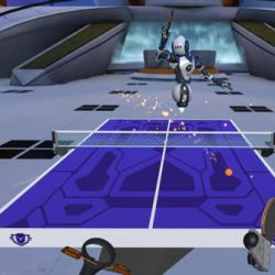 Racket Fury Virtual Reality Table Tennis
