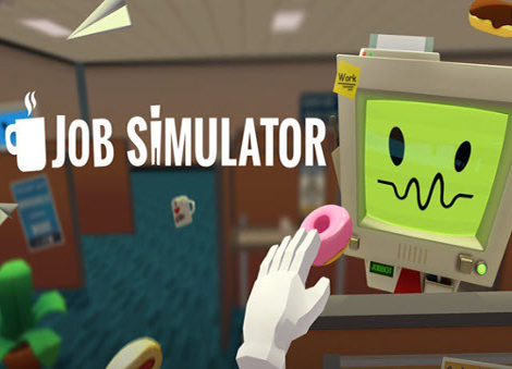 VR Job Simulator Hire